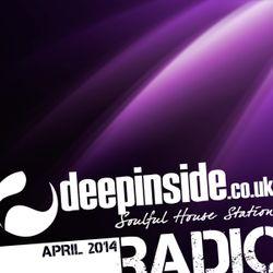 DEEPINSIDE - Soulful House Station (April 2014)