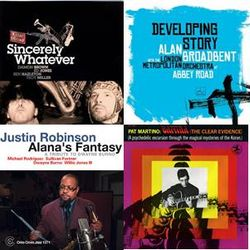 WHYR JAZZ: Gifts & Messages 7/28/2018 Show 333