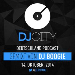 DJ Boogie - DJcity DE Podcast - 14/10/14