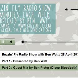 Ben Pistor - Buzzin' Fly Radio Mix