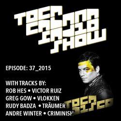 TOCACABANA RADIO SHOW 37_2015