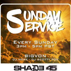 Sunday Service Aug 14 2016