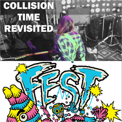 Collision Time Revisited 1620 - The Music of Fest!