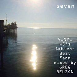 Vinyl 45's - Ambient Beat Farm - Seven