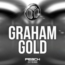 Graham Gold Live At The 2017 Peach Reunion at KOKO, London, Easter Thursday April 13th.