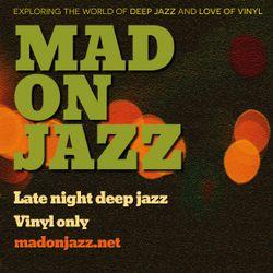 MADONJAZZ Late Night Deep Jazz | pt 3