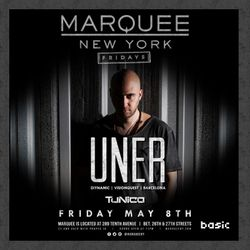 Uner #MarqueeMinimix May 2015