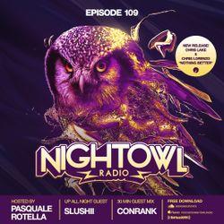 Night Owl Radio 109 ft. Slushii and Conrank