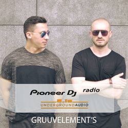 Underground Audio Mix 013 - GruuvElement's