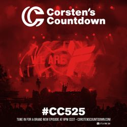 Corsten's Countdown - Episode #525