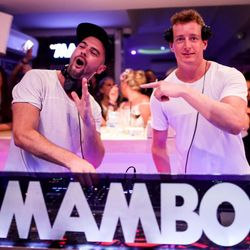 Kryder and Tom Staar LIVE @ Mambo Ibiza 17 September 2016