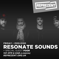 Resonate Sounds 020617: FooR, Bushbaby & Pelikann