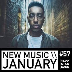 Jazz Standard \\ January's New Music