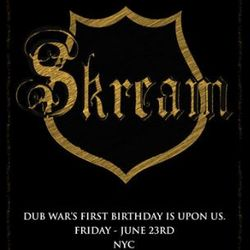 Skream - Live at Dub War - 1st Birthday - June 2006