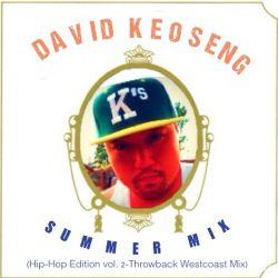 DJ David Keoseng - Summer Mix: Hip-Hop Edition #2