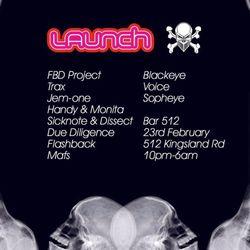 Sicknote b2b Dissect AKA Scarf & Bear Launch Promo mix!