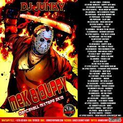 DJJUNKY - MEK A DUPPY DANCEHALL MIXTAPE 2K15