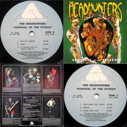 The Headhunters - Survival Of The Fittest (1975)