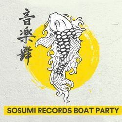 Kryder LIVE @ Sosumi Boat Party ADE 2017