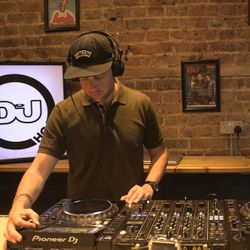 Mark System (Exit Records, Digital Soundboy Recordings) @ DJ Mag HQ Sessions - London (02.06.2017)