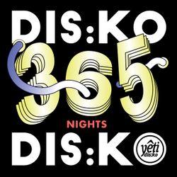 365 Nights of Yeti Dis:ko