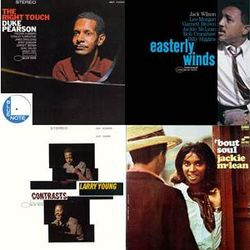 WHYR JAZZ: Gifts & Messages 9/2/2017 Show 286