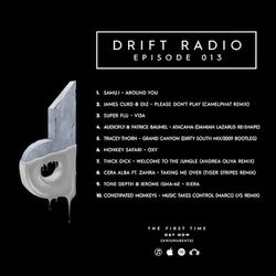 Drift Radio - Episode 013