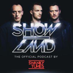 Swanky Tunes - SHOWLAND 129