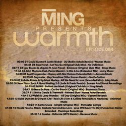 MING Presents Warmth 084