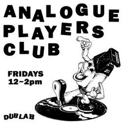 Slayron – Analogue Players Club (12.22.17)
