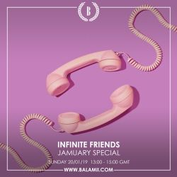 Infinite Friends - JAMuary Special - 20/01/19