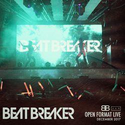 BeatBreaker OpenFormat LIVE - Dec 2017