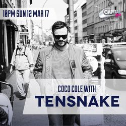 Coco Cole w/ Tensnake