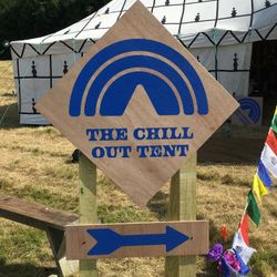The Chill Out Tent #16