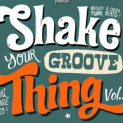 Shake Your Groove Thing | June 7th | Waxist Promo Mix