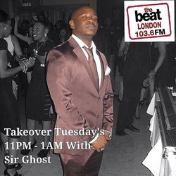 #TakeoverTuesdays With The Humble G @SirGhost 29.08.17 11:00PM - 01:00AM [GMT] 6PM EST
