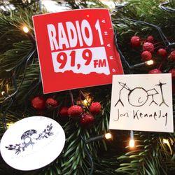 """Radio 1"" . Prague . CZ . December 8th . 2017"