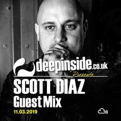 SCOTT DIAZ is on DEEPINSIDE #02