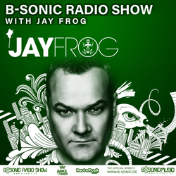 B-Sonic Radio Show #300 by Jay Frog