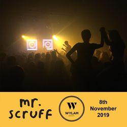 Mr. Scruff DJ Set - Wylam Brewery, Newcastle 2019