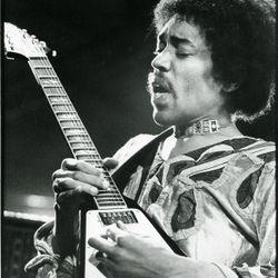 Jimi Hendrix Mix #2: The New Rising Sun (1967-70) | SCV Podcasts 187