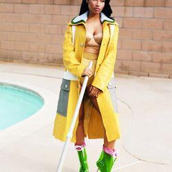 Martelo's Nicki Minaj Dazed Mix