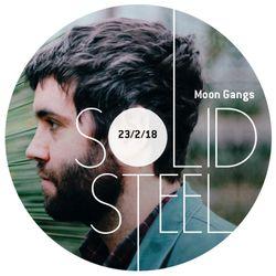 Solid Steel Radio Show 23/2/2018 Hour 2 - Moon Gangs