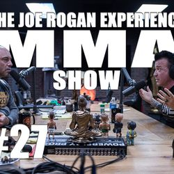 JRE MMA Show #27 with Robin Black