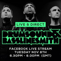 Drumsound & Bassline Smith - Live & Direct #11   [08-11-16]