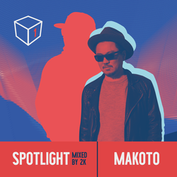 Makoto Spotlight mixed by 2K / Shadowbox @ Radio 1 02/08/2015