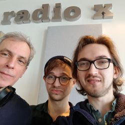 soulsearching 220218 Radio X Edition w/Contrast Trio words & music