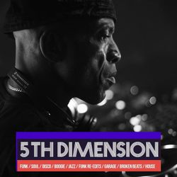 5th Dimension - Nov 2017 - Simon Bassline Smith