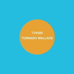 Test Pressing 320 / Tornado Wallace