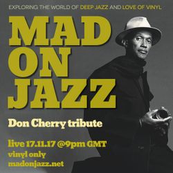 MADONJAZZ Don Cherry Tribute